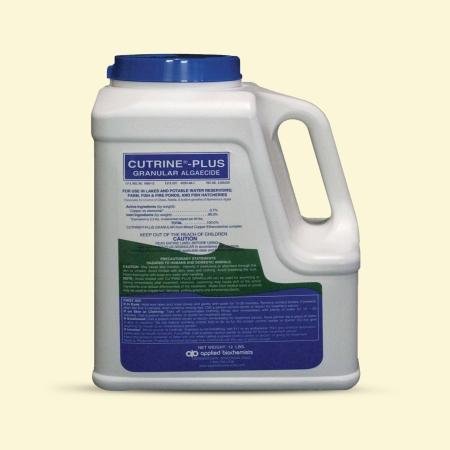 Cutrine-Plus Granular Herbicide 12 lb. Jug