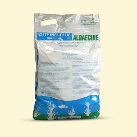 Cutrine-Plus Granular Herbicide 30 lb. Bag