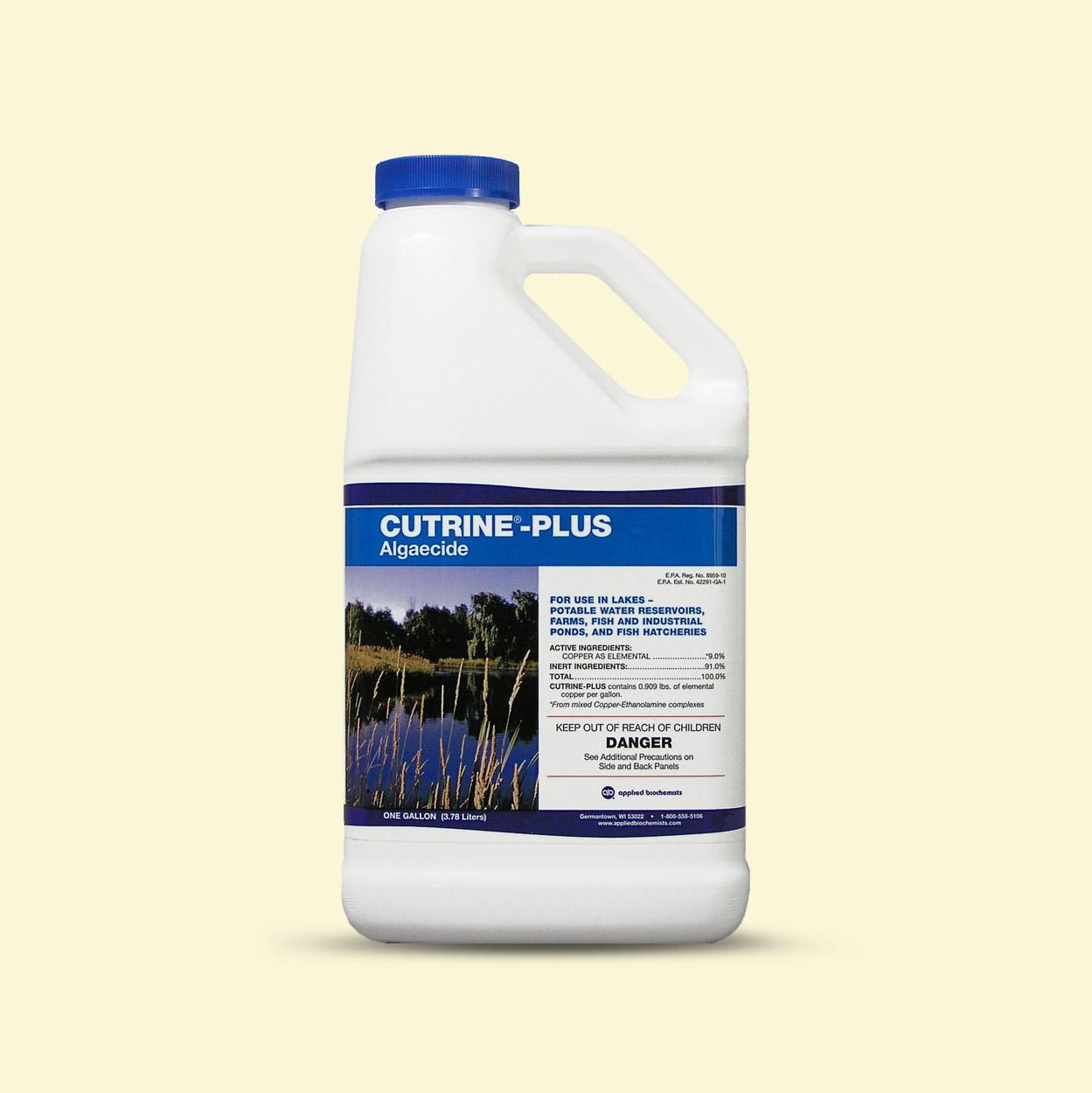 Cutrine-Plus Liquid Herbicide 1 gal