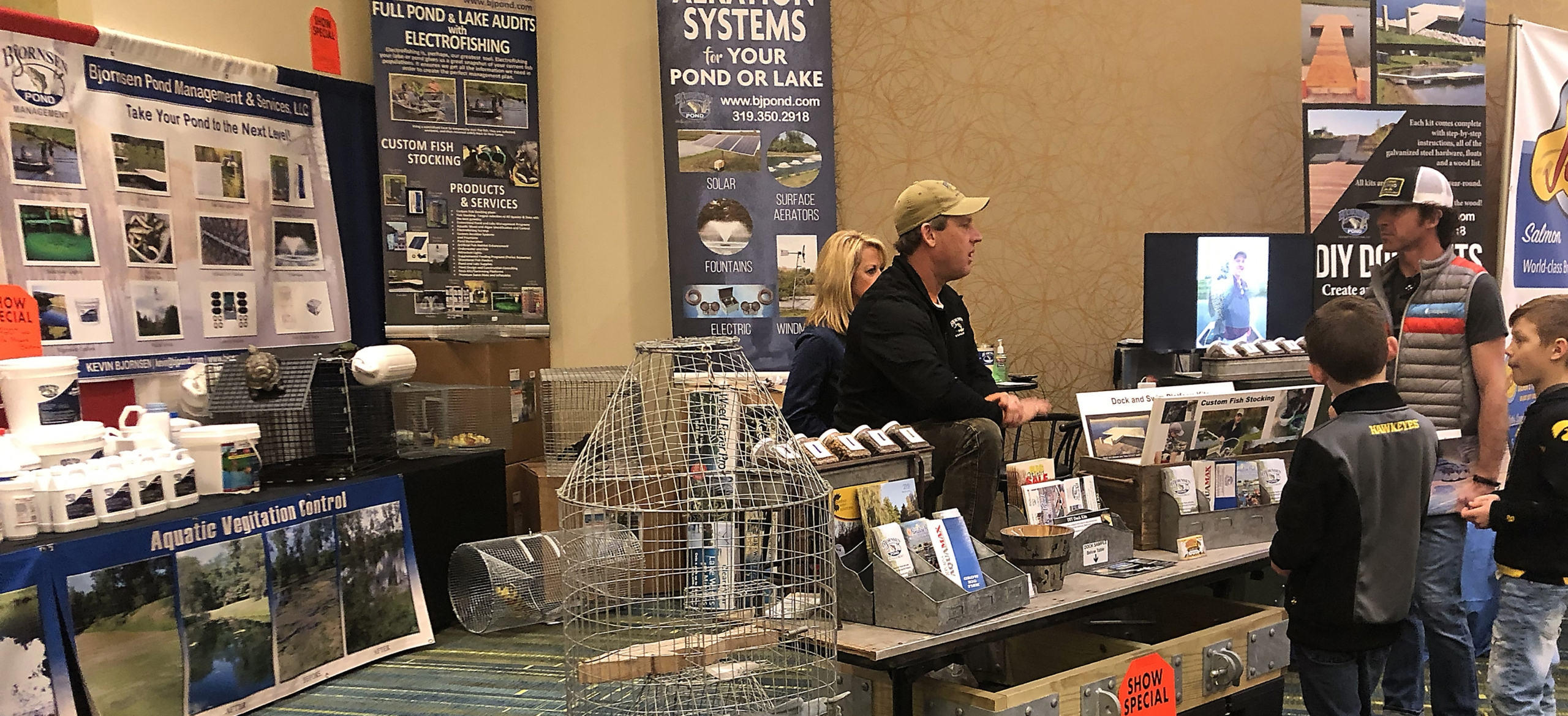 Visit Us at the 2020 Iowa Deer Classic Show and Save!