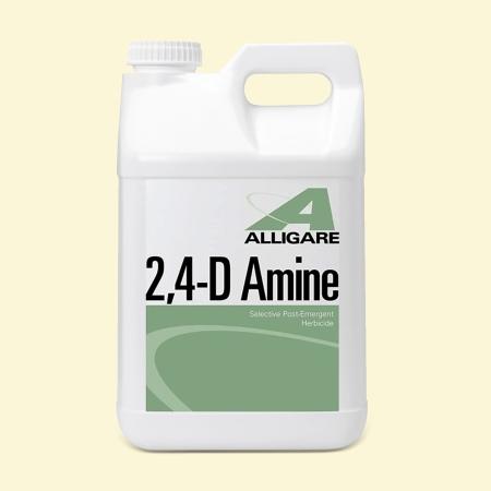 2-4-D Amine Herbicide 1 gal Jug