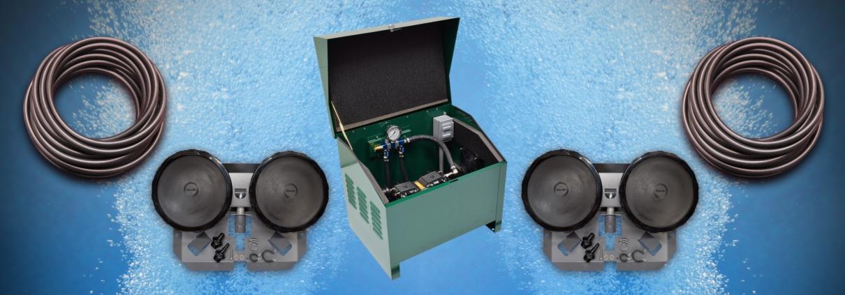 120v AC Aeration Systems