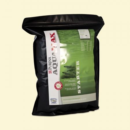 AquaMax 400 8 lb. Bag Front