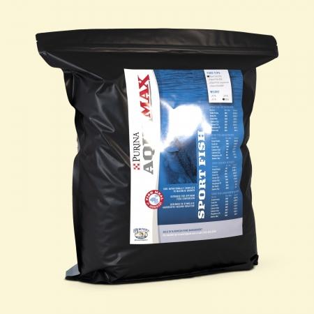 AquaMax 500 12 lb. Bag Front