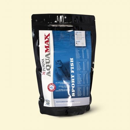 AquaMax 500 2 lb. Bag Front