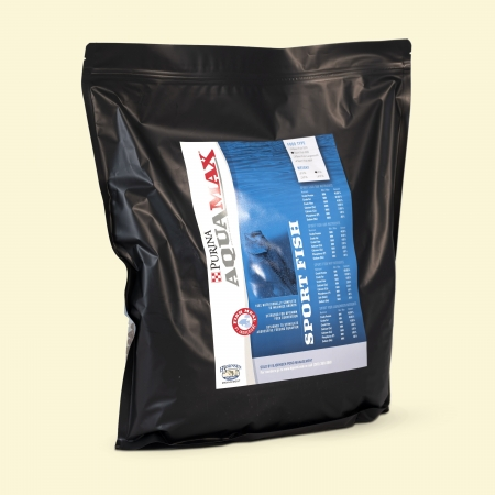 AquaMax 600 8 lb. Bag Front