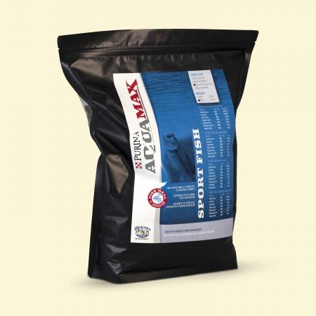 AquaMax Largemouth 5 lb. Bag Front