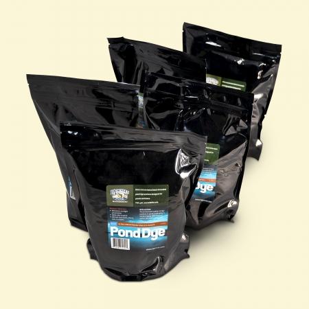 Blue Pond Dye - Powder 5 Packets