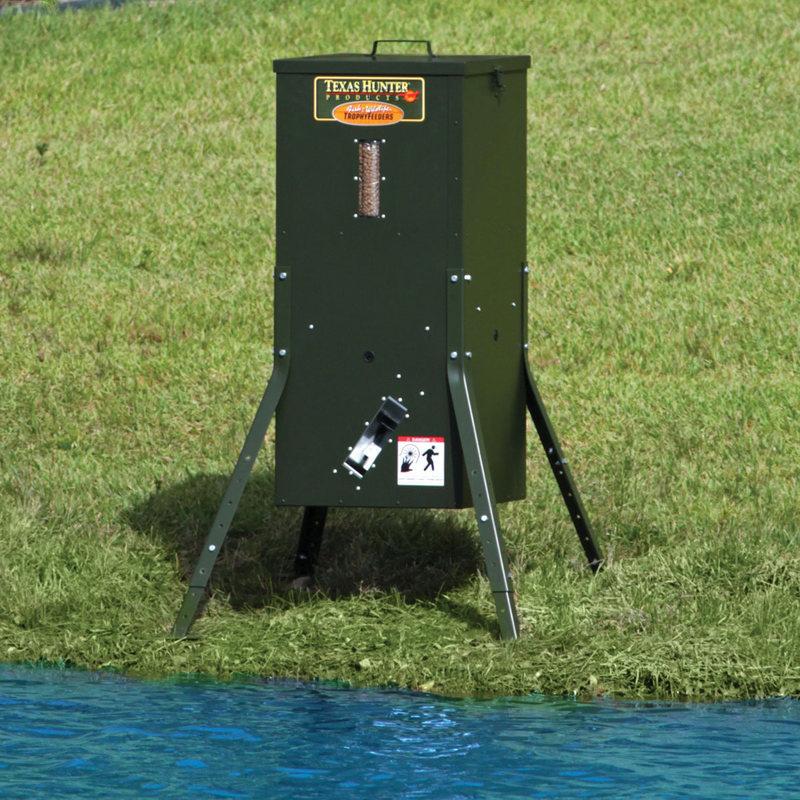 Texas Hunter Pro Series Fish Feeders
