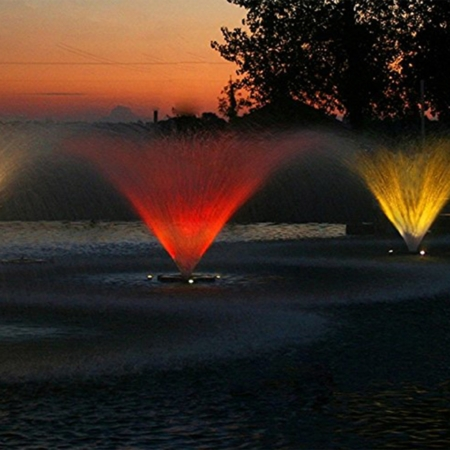 Fountains, Surface Aerators, Deicers