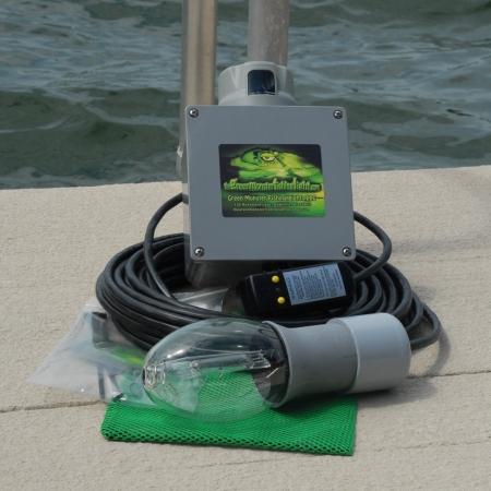 Green Monster Single Light Kit