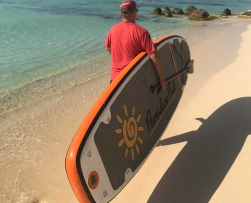 Inflatable Stand Up Paddleboard Small