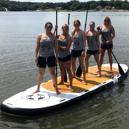Inflatable Stand Up Paddleboard XL