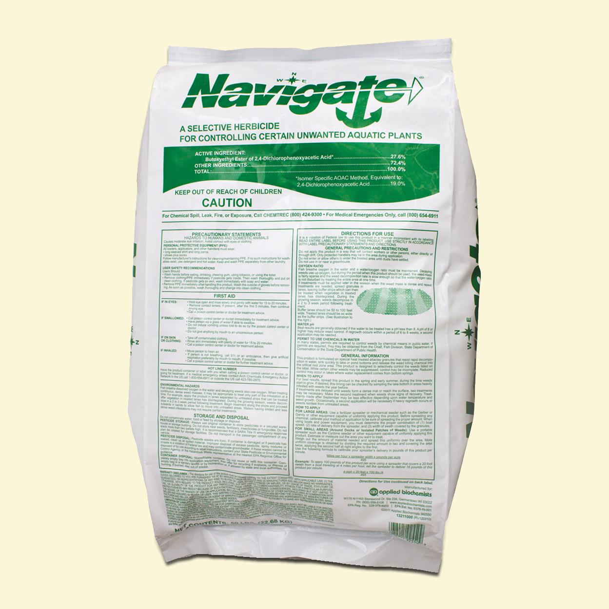 Navigate Herbicide-50 lb. Bag
