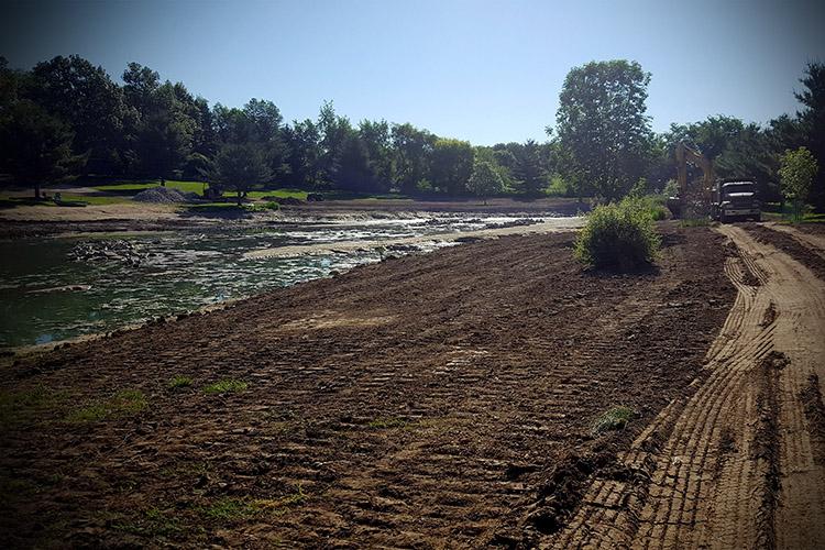 Pond Construction-1