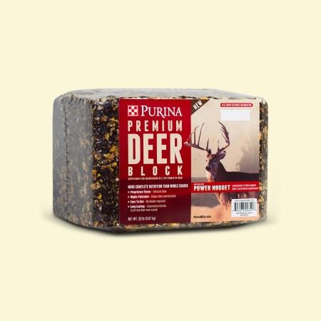 Premium Deer Block