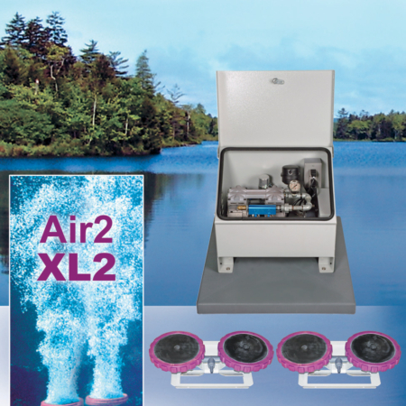 Vertex Air 2 XL2 Aeration System