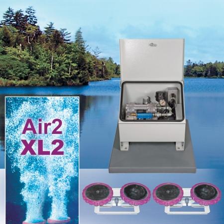 Vertex Air 2 XL2 Aeration System