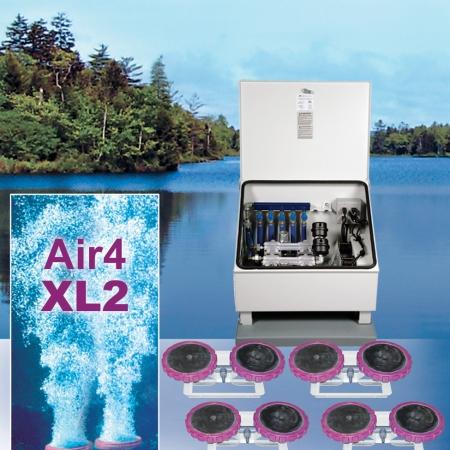 Vertex Air 4 XL2 Aeration System
