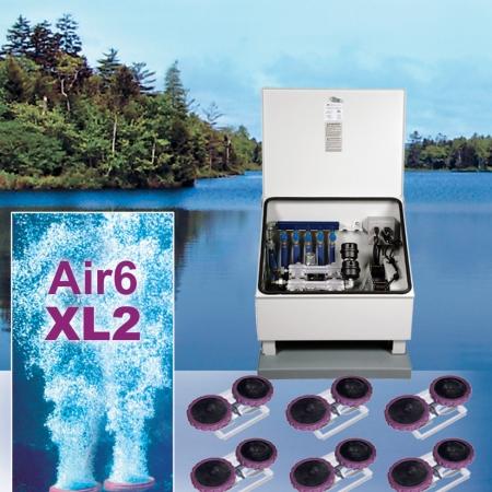 Vertex Air 6 XL2 Aeration System