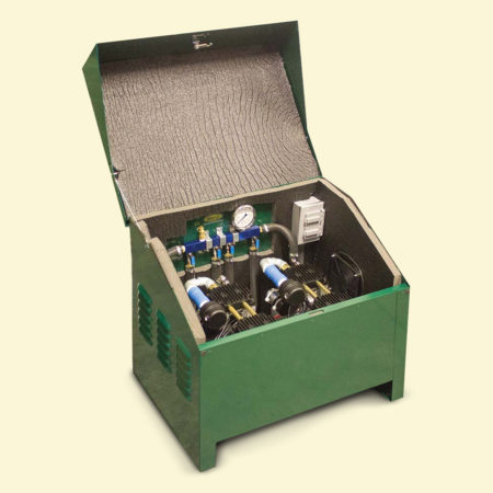 EasyPro Sound Proofing Package for Aerator Cabinets