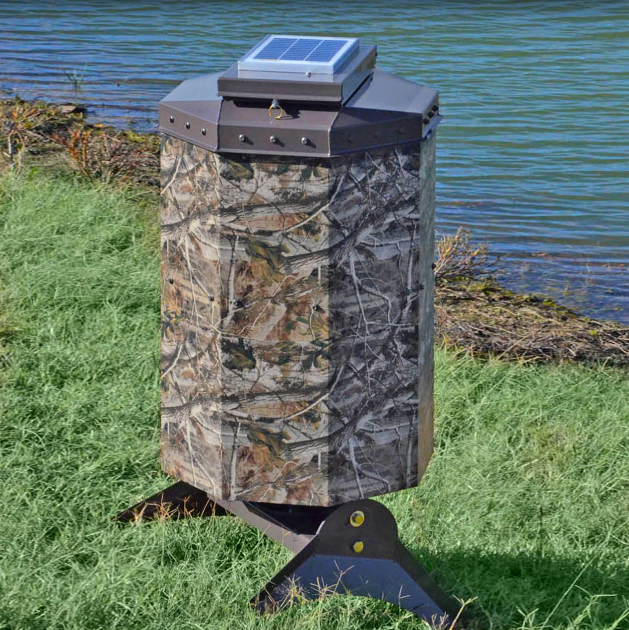 Automated Fish Feeders