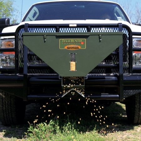 Texas Hunter 100 lb. Heavy Duty Road Feeder