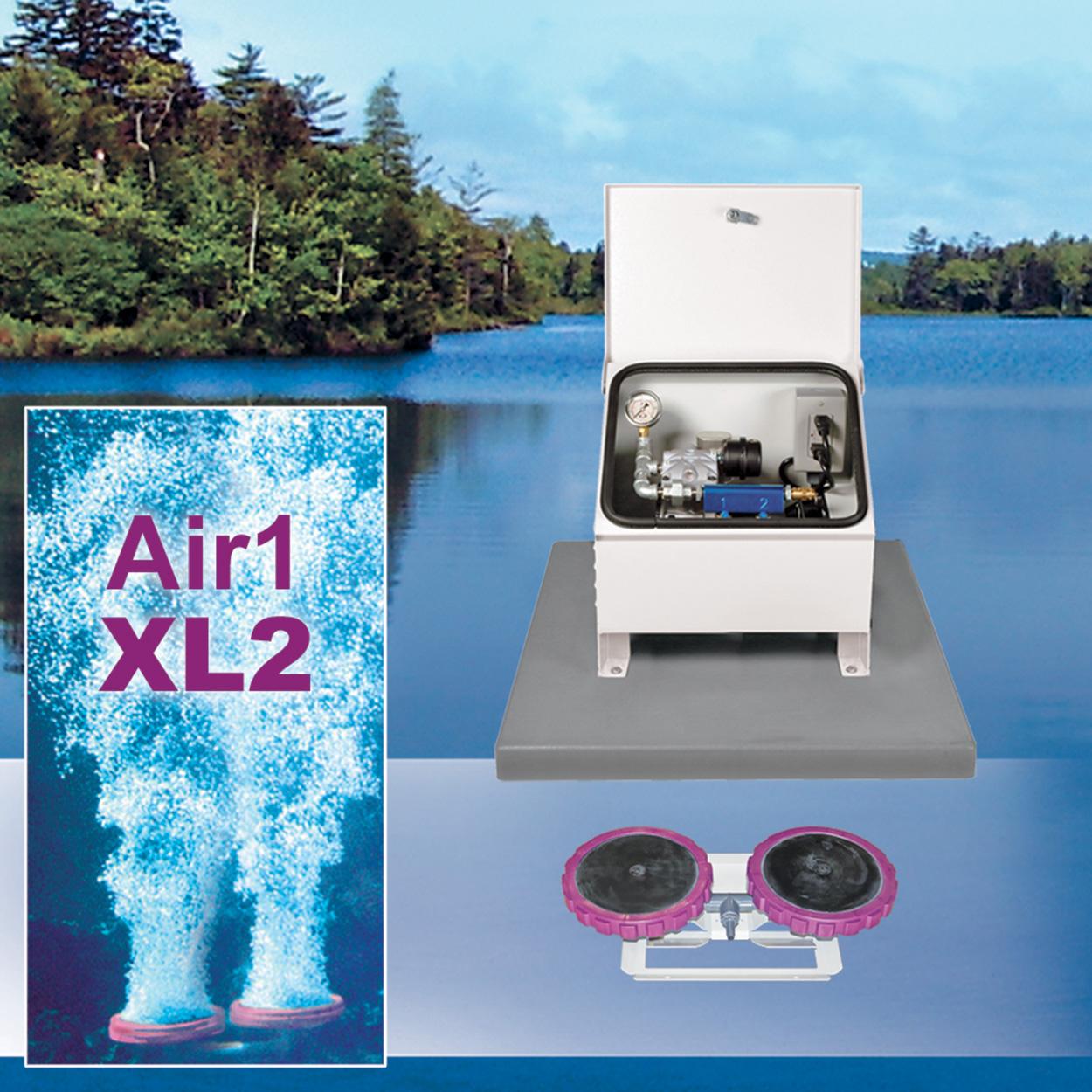 Vertex Air 1 XL2 Aeration System