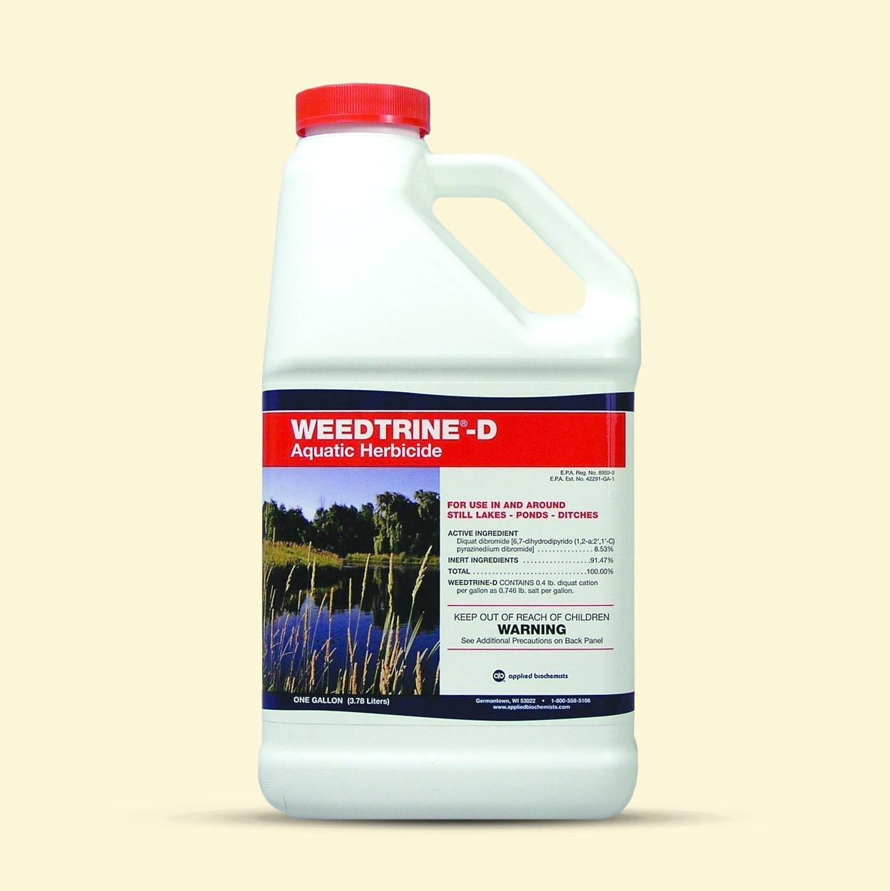 Weedtrine-D 1 gal Jug